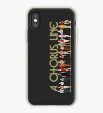 Eine Chorus-Linie iPhone-Hülle & Cover