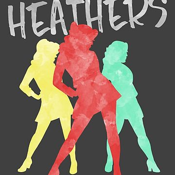 Heathers by aimee-draws