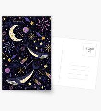 Meer Raum Postkarten