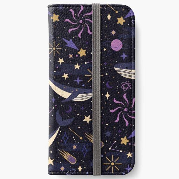 Sea Space  iPhone Wallet