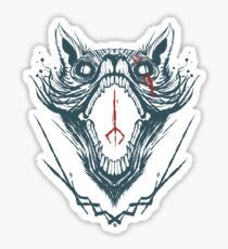 The Hunt Sticker