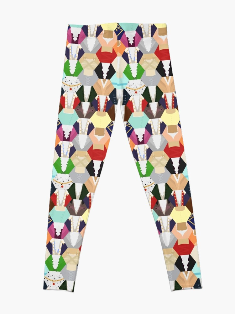 Vista alternativa de Leggings Costume Patchwork | Hamtilton