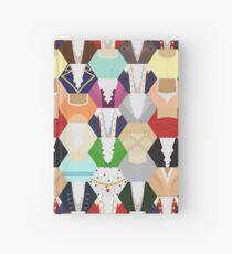 Cuaderno de tapa dura Costume Patchwork | Hamtilton