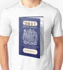 Great Britain - Passport Unisex T-Shirt