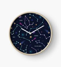 Die Sterne Uhr