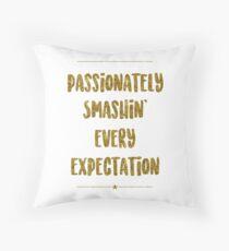 Cojín Smashin 'apasionadamente todas las expectativas | Hamilton