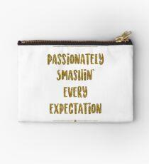 Passionately Smashin' Every Expectation | Hamilton Studio Pouch