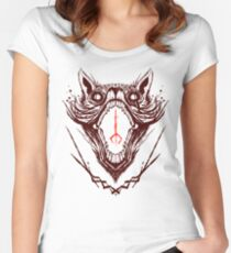 The Hunt Red Women's Fitted Scoop T-Shirt