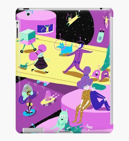 Pink City iPad Case/Skin