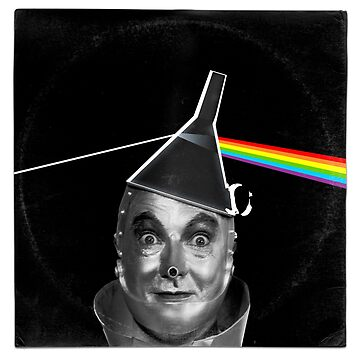 Tin Floyd (vinyl square version) by whythelpface
