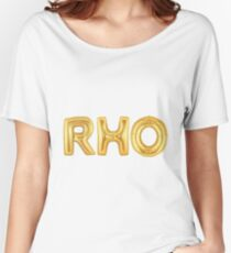 rho Women's Relaxed Fit T-Shirt