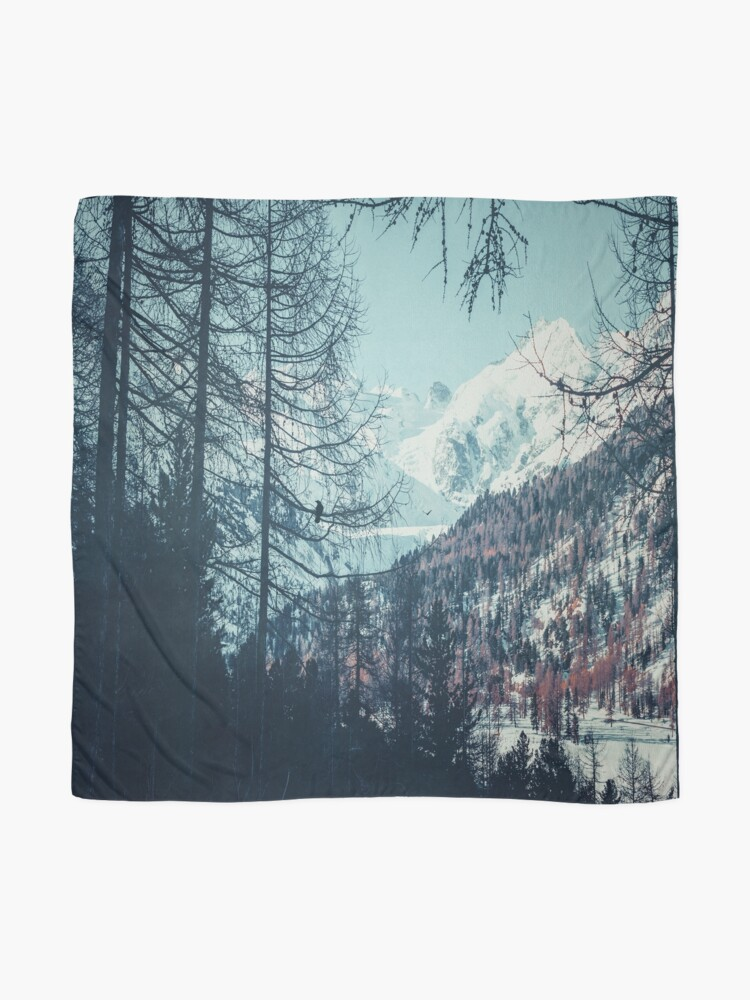 Alternate view of Please Come Back Scarf