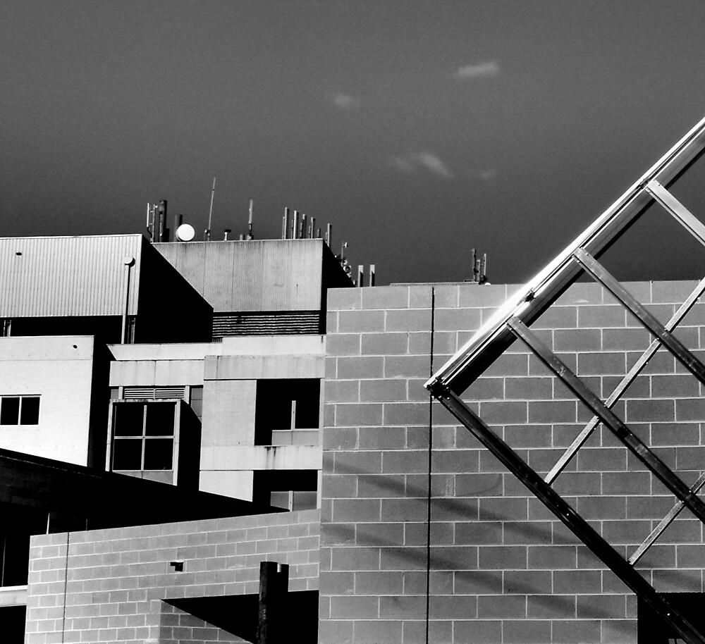 Angle Iron by Bruce  Watson