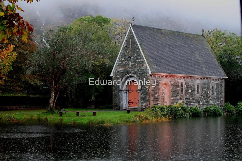 gouganebarra,church wst cork. by Edward  manley