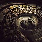 Ornamented spiral staircase by JBlaminsky