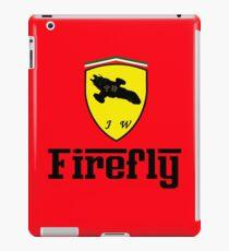 Firefly Ferrari iPad Case/Skin