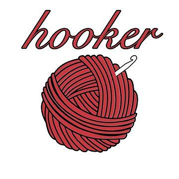 Hooker of Crochet by peaceofpistudio