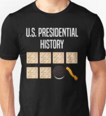US President History anti-trump Unisex T-Shirt