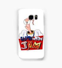 Earthworm Jim Samsung Galaxy Case/Skin