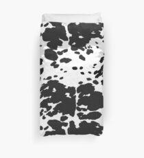 Kuh-Druckmuster Bettbezug