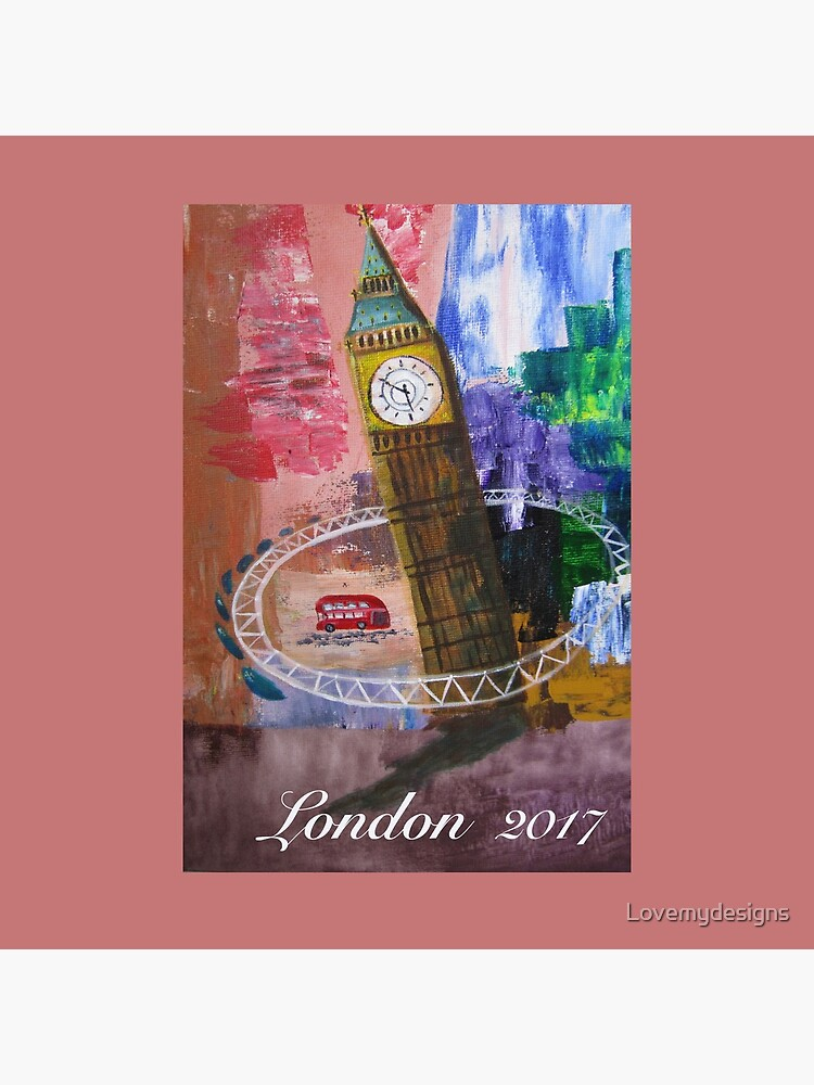 London Hoop by Lovemydesigns
