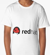 Redhat LINUX Long T-Shirt