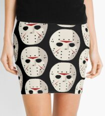 Jason Voorhees Mask / Friday the 13th Mini Skirt