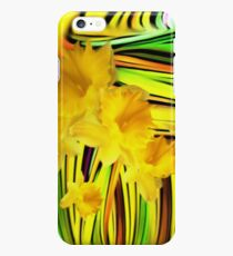 Daffodils Gone Wild iPhone 6s Plus Case
