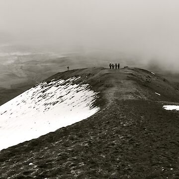 Looking Back on Cotopaxi by bareri