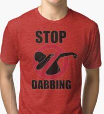 Stop Dabbing Lil Dicky Pillow Talking Tri-blend T-Shirt