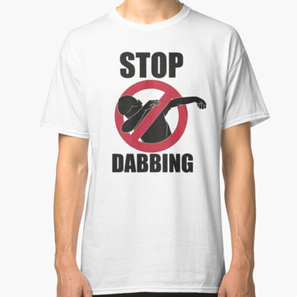 Stop Dabbing Lil Dicky Pillow Talking Classic T-Shirt