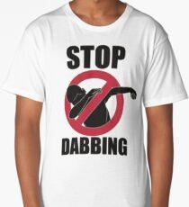 Stop Dabbing Lil Dicky Pillow Talking Long T-Shirt