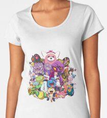 Team Rocket - Past & Present Women's Premium T-Shirt