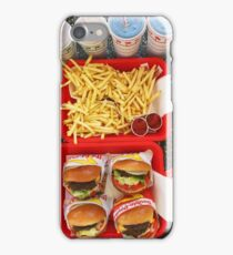 In N' Out iPhone Case/Skin