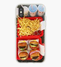 In N' Out iPhone Case