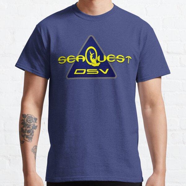 SeaQuest DSV logo Classic T-Shirt