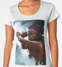 Michonne Women's Premium T-Shirt