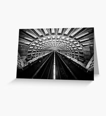 The Underground Greeting Card