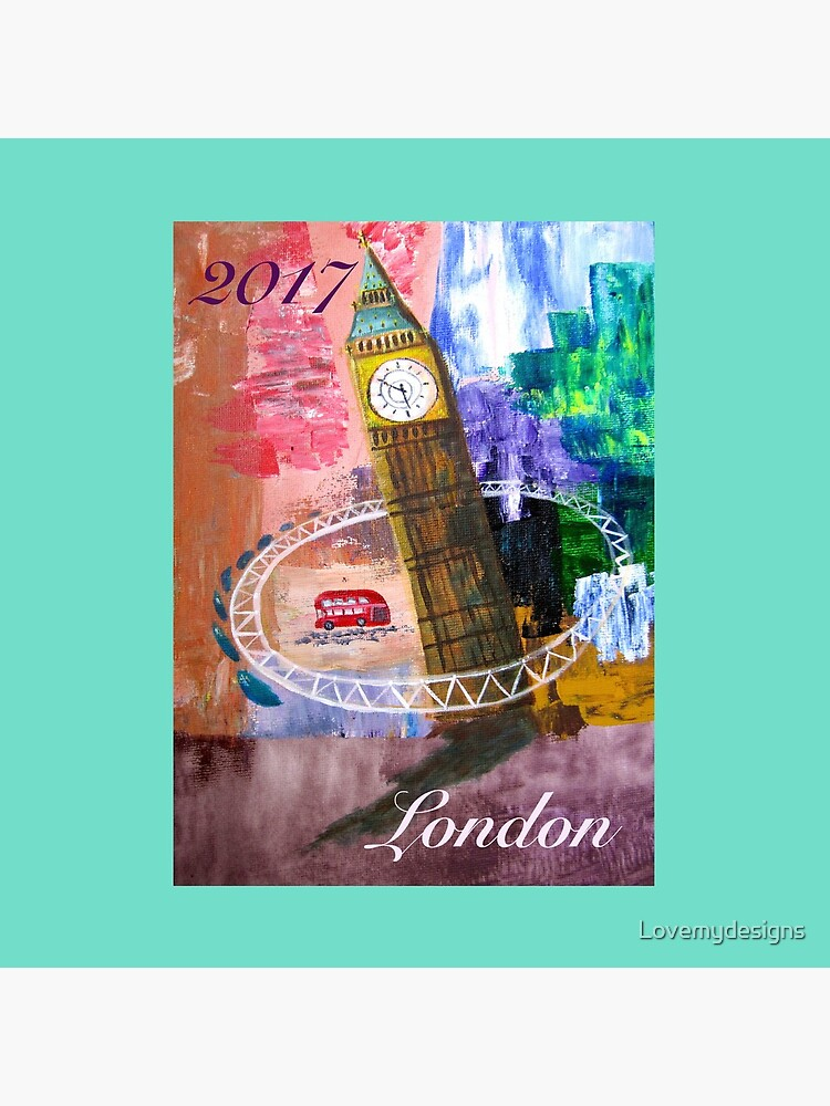 London  by Lovemydesigns