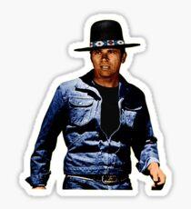 Karate Sticker Billy Jack Sticker