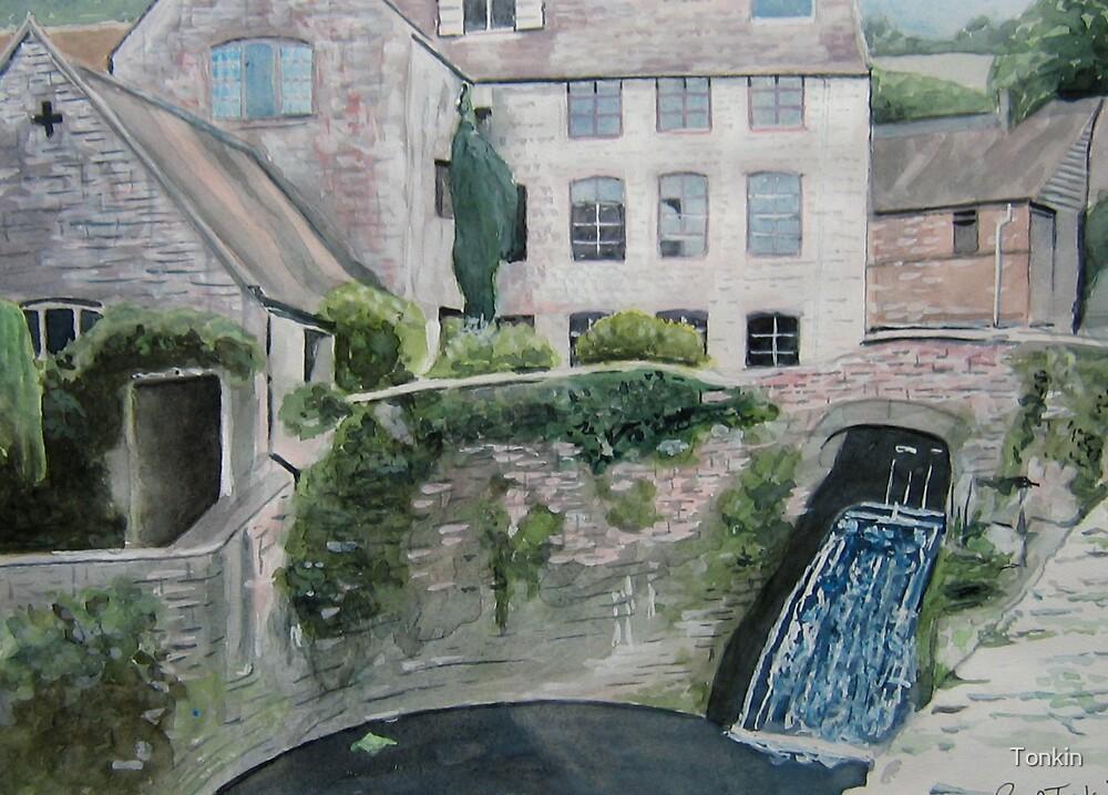 Gant's Mill, Somerset by Tonkin