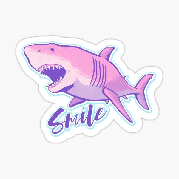 Smile! Sticker