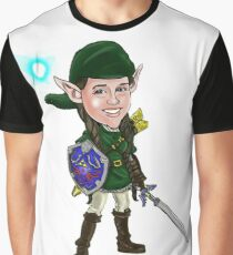 Linksliltri4ce Graphic T-Shirt