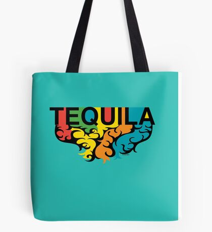 Tequila Rules Tote Bag
