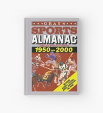 Back to the Future - Grays Sports Almanac Hardcover Journal
