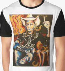 Hank III Rebel Within Graphic T-Shirt