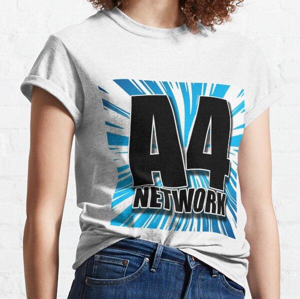 A4 Network Classic T-Shirt