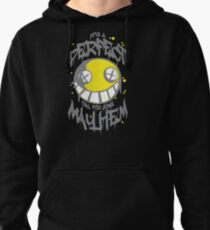 Perfect Day for Mayhem (Alternate) Pullover Hoodie
