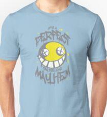 Perfect Day for Mayhem (Alternate) Unisex T-Shirt