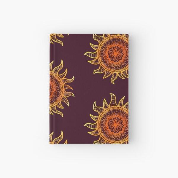 Sun Mandala Notizbuch